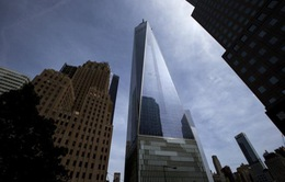 Tòa tháp WTC mới tại New York mở cửa đón khách tham quan