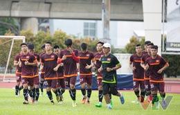 U23 Việt Nam phải nộp lại điện thoại cho BHL trước mỗi trận đấu