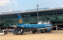 Sân bay Tân Sơn Nhất gián đoạn do nhiễu sóng không lưu