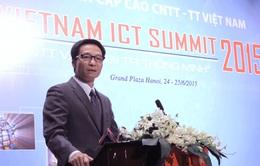 Khai mạc Diễn đàn Cấp cao Công nghệ Thông tin - Truyền thông Việt Nam 2015