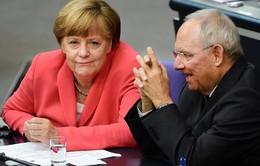 Quốc hội Đức thông qua thỏa thuận cứu trợ Hy Lạp