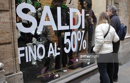 Những lý do khiến người Italy không còn hào hứng với mùa giảm giá