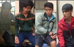 Bắt nhóm thanh niên phá trụ ATM trộm tiền