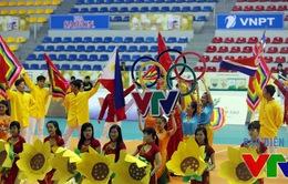 Giải bóng chuyền nữ quốc tế VTV Cup 2015 chính thức khai cuộc