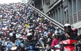 Việt Nam có nhiều xe máy thứ 2 thế giới