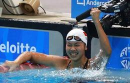 Giải bơi vô địch quốc gia 2015: Ánh Viên độc chiếm 16 HCV