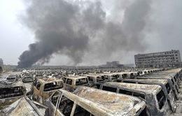 Trung Quốc bắt giữ quan chức liên quan đến vụ nổ Thiên Tân