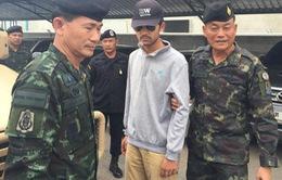 Tìm thấy vân tay của nghi phạm thứ hai ở Bangkok