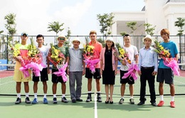 Khai mạc giải quần vợt FLC Cup 2015