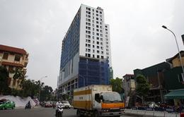 Sự kiện nổi bật tuần từ 28/9 - 3/10: Nhiều sai phạm về xây dựng tòa nhà 8B Lê Trực