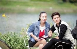 Huỳnh Anh - Hoàng Oanh: Ngại ngùng khi mang tình thật lên phim