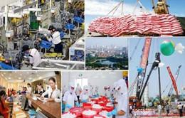 GDP năm 2015 ước tăng 6,68%
