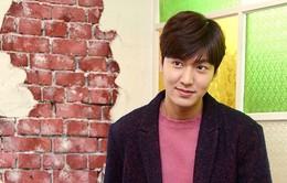 Lee Min Ho bật mí thù lao đầu đời