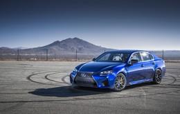 NAIAS 2016: Lexus GS F 2016 lộ diện
