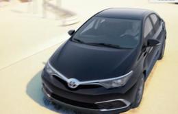 Toyota Corolla 2016 lộ diện?
