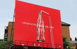"""""""Điểm mặt"""" Top 3 bảng quảng cáo gây tò mò nhất của Coca-Cola"""