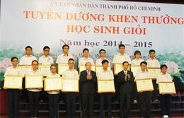 TP.HCM: Tuyên dương 422 học sinh giỏi