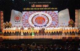 Khai mạc Hội giảng giáo viên dạy nghề toàn quốc 2015