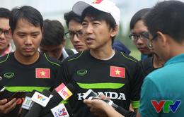 Thiếu trụ cột, HLV Miura vẫn quyết đưa U23 Việt Nam vào tứ kết giải châu Á