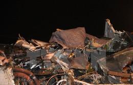 Kết luận chính thức về nguyên nhân vụ tai nạn trực thăng UH-1