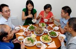 Cách ăn uốngđảm bảo sức khỏe trong ngày Tết