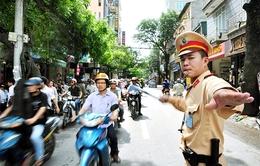 Hà Nội: Hơn 600 cảnh sát giao thông cắm chốt phục vụ 2/9