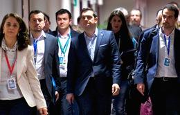 Đàm phán về đề xuất mới của Hy Lạp gặp khó khăn