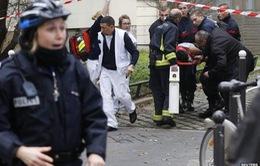 """""""Pháp đang đối mặt với nguy cơ đe dọa khủng bố không có tiền lệ"""""""