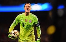 Neuer báo tin mừng cho Bayern Munich và ĐT Đức