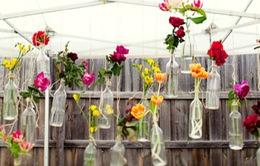 Mang sân vườn vào nhà bằng những cách đơn giản