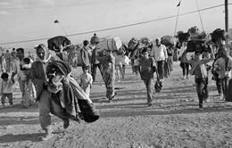 LHQ hối thúc hỗ trợ người tị nạn tại Trung Đông