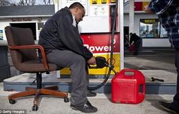 Mỹ: Giá năng lượng giảm khiến CPI gần như không nhúc nhích