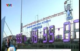 Khởi động đồng hồ đếm ngược Đại hội Thể thao Bãi biển châu Á 2016