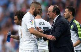 Real Madrid - Levante: Giữa cơn khủng hoảng niềm tin (21h00, K+PM)