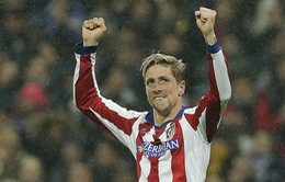 Torres – ngôi sao sinh ra để chơi trận chung kết và vô địch
