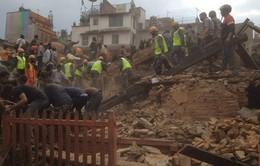 Ấn Độ gửi cứu trợ khẩn cấp tới Nepal