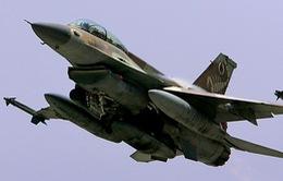Máy bay của Israel không kích các mục tiêu quân sự tại Syria