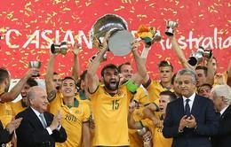 """Australia vô địch Asian Cup 2015: FIFA bị """"mù địa lý""""?"""