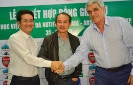 HAGL mở thêm học viện bóng đá tại TP. Hồ Chí Minh