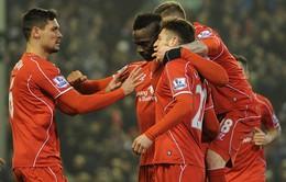 """Liverpool 3 - 2 Tottenham: """"Bad boy"""" Balotelli lập đại công"""