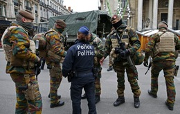 Bỉ bắt giữ 5 nghi can tấn công khủng bố ở Pháp