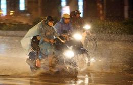 Đêm nay (25/6), nhiều vùng trên cả nước có mưa rào và dông rải rác