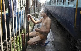 """Ấn Độ: Nắng nóng như """"thiêu đốt"""" làm 800 người tử vong"""
