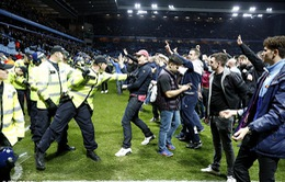 Aston Villa để vỡ sân, cầu thủ sợ xanh mắt mèo