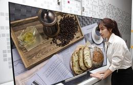 LG sẽ trình làng công nghệ màn hình hàng đầu tại CES 2015