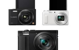 Panasonic ra mắt bộ 3 máy ảnh Compact mới tại CES 2015