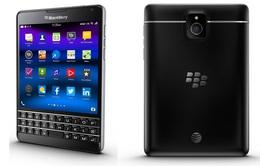 BlackBerry Passport lộ diện phiên bản AT&T với thiết kế bo tròn