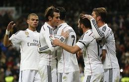Real 2-0 Levante: Giải cơn khô hạn