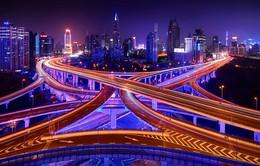 Choáng ngợp với khung cảnh thành phố đêm diệu kì