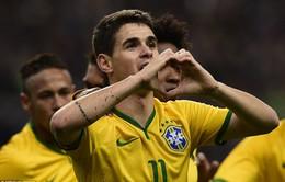 Pháp 1-3 Brazil: Các vũ công samba nhảy múa trên Stade de France